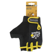 Official Tour De France Cycling Gloves - Black