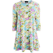 AX Paris Women's Floral Swing Dress - Multi