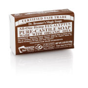 Dr. Bronner Organic Eucalyptus Castile Liquid Soap (473ml)