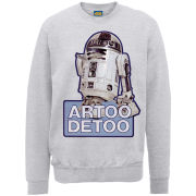 Star Wars Artoo Detoo Men's Sweatshirt