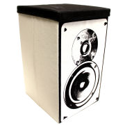 Mollaspace Home Entertainment Storage System - Speaker