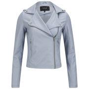 VILA Women's Vipula Jacket - Blue Fog