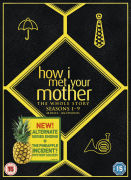 How I Met Your Mother Seasons 1-9 Box Set