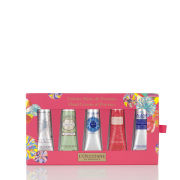 L'Occitane 5 Piece Hand Creams Of Provence Collection (Worth £40)