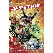 Justice League Volume 1: Origin Paperback (The New 52)