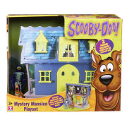 Scooby-Doo Mystery Mansion Playset And Figure
