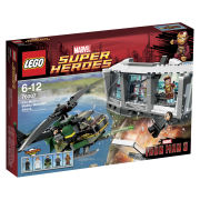 LEGO Iron Man: Malibu Mansion Attack (76007)