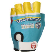 Astana Team Race Mitts - 2013