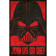 Star Wars Join Us Stencil - Maxi Poster - 61 x 91.5cm