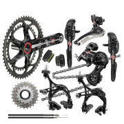 Campagnolo Super Record TI 2x11 Groupset - 53/39