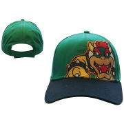 Bowser - Adjustable Cap (Green)