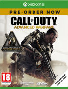Call of Duty: Advanced Warfare (Pre-Order for Advanced Arsenal)