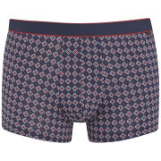 Derek Rose Men's Star 4 Hipster Boxer Shorts - Navy