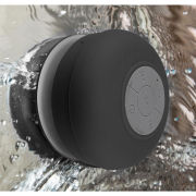 50Fifty Bluetooth Shower Speaker - Black