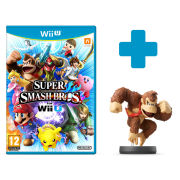 Super Smash Bros. for Wii U + Donkey Kong No.4 amiibo