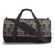 Mi-Pac Aztec Neon Duffle Bag -  Black