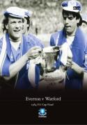 F.A Cup Final 1984  Everton VS Watford (DVD)