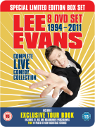Lee Evans – Special Limited Edition Box Set: 1994-2011
