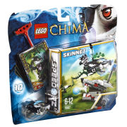 LEGO Legends of Chima: Skunk Attack (70107)