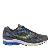 Saucony Men's Jazz 16 Running Shoe - Grey/Black/Blue