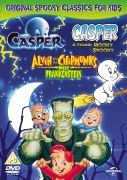 Original Spooky Classics for Kids (Casper / Casper and Friends: Hooky Spooky / Alvin and the Chipmunks Meet Frankenstein)