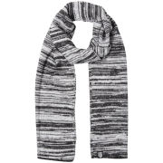 Smith & Jones Men's Erratica Twist Scarf - Light Grey Mix
