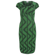 M Missoni Women's Knitted Dress - Verde Erba
