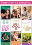 Mothers Day Box Set: Crazy, Stupid, Love / The Blind Side / Life as we know it