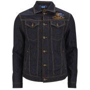 Vivienne Westwood Anglomania Men's Classic Organic Denim Jacket - Concept Blue