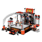 WWE Smackdown - Survivor Series Deluxe Ring Set
