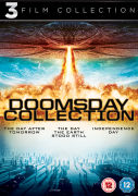 Doomsday Collection (Day the Earth Stood Still (2008) / The Day After Tomorrow / Independence Day)