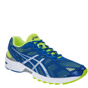 Asics Men's Gel Ds Trainer 19 Running Trainers - Blue/Yellow