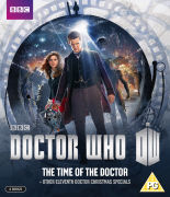 Doctor Who: Time of Doctor (Bevat Or Eleventh Doctor Christmas Specials)