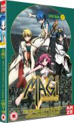 Magi Labyrinth of Magic - Seizoen 1: Part 2