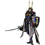 Final Fantasy Play Arts Kai Dragoon Figure