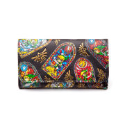 The Legend of Zelda: The Wind Waker Stained Glass Girls Wallet