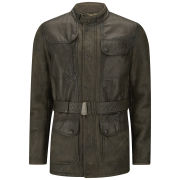 Matchless Men's Fulham Coat - Antique Sherling