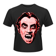 Heads of Horror Men's T-Shirt - Count Yorga Vampire