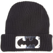DC Comics Batman Woven Beanie Hat