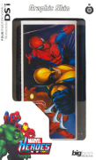 Dsi Graphic Skin with Marvel Characters
