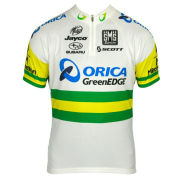Santini GreenEdge Australian National Champion SS Cycling Jersey - 2013