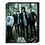 Bring Me The Horizon Trees - 50 x 40cm Canvas