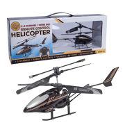 Infrared Helicopter - Black