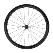 Zipp 303 Firecrest Tubular Front Wheel 18 Spokes - Black Decal 2015