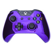 Xbox One Wireless Custom Controller - Chrome Purple