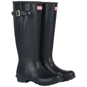 Hunter Unisex Original Adjustable Wellies - Navy