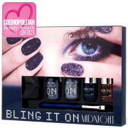nails inc. Bling It On Midnight Collection