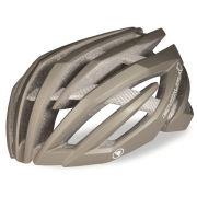 Endura Airshell Helmet Satin Titanium