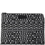 Marc by Marc Jacobs 13 Inch Laptop Zip Case - White Multi