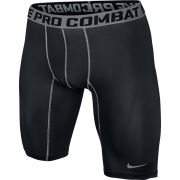 Nike Men's Core Compression 9 Inch Short - Black/Cool Grey